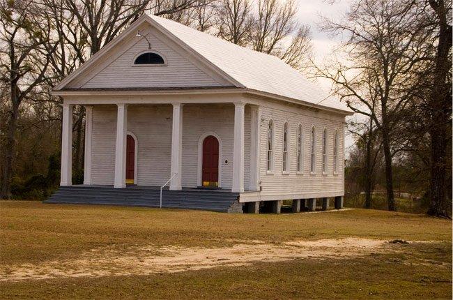 Spann Methodist Ward