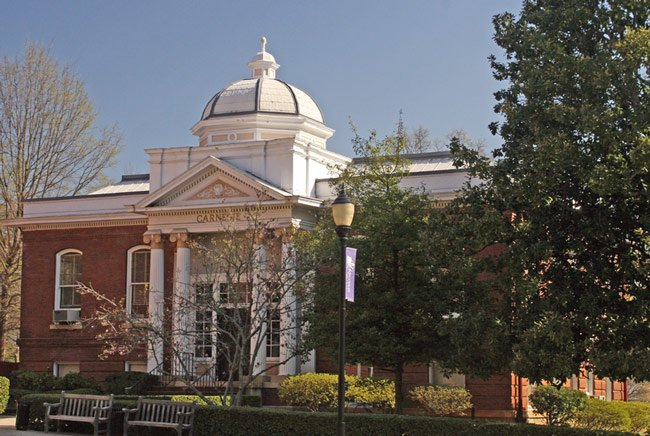 Converse College  Carnegie Library