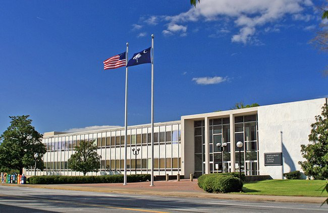 Spartanburg County Courthouse