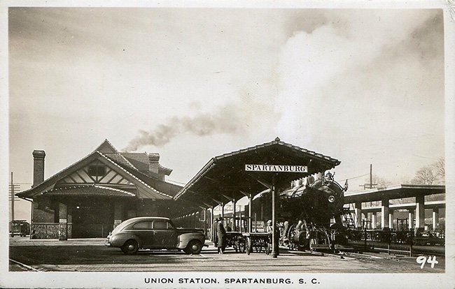 Spartanburg Union Station