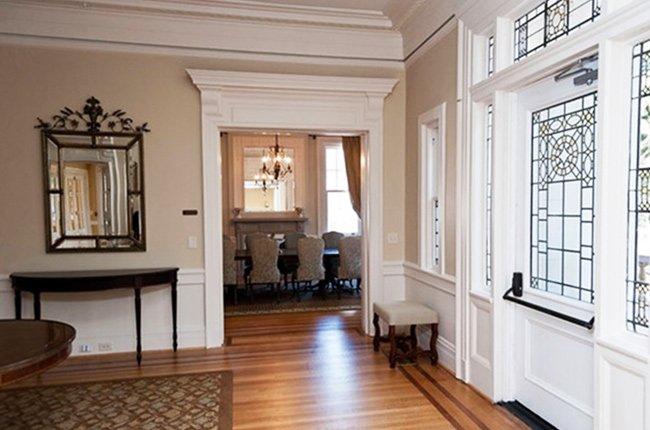 Spigner House Interior