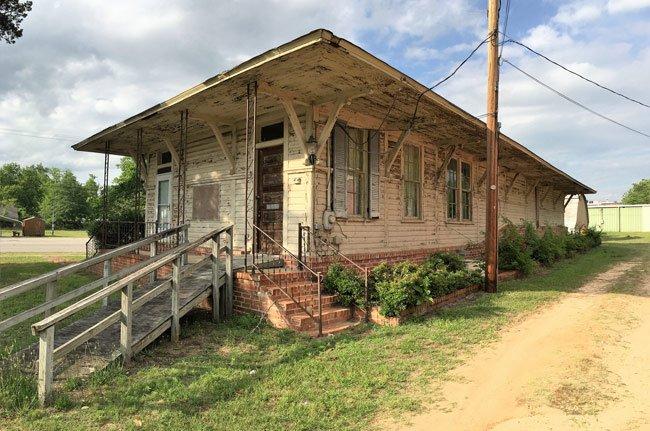 Springfield Train Depot