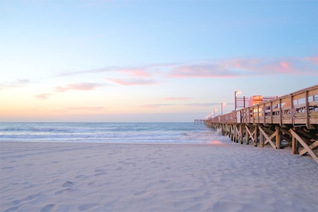 Springmaid Pier - Myrtle Beach, South Carolina