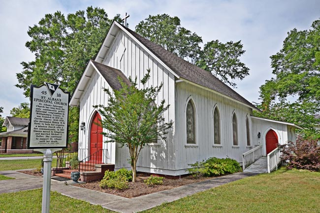 St. Alban's Episcopal Church