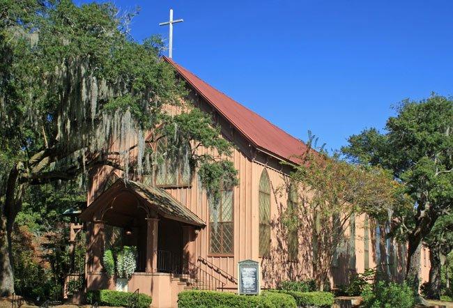 St. Andrew's Mount Pleasant