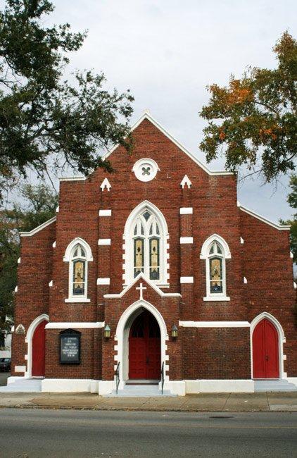 St. Barnabas Lutheran Church