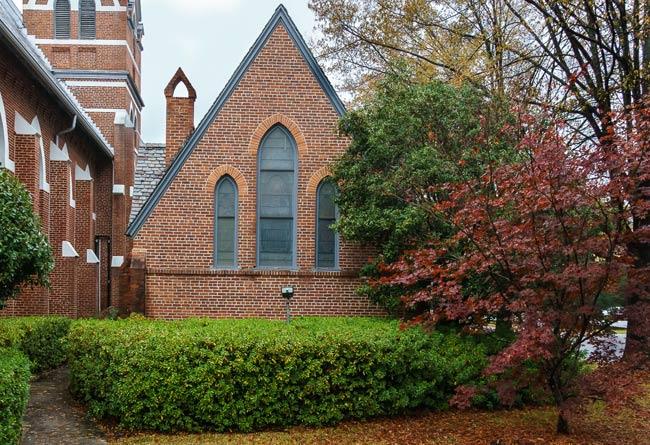St. Claire's Chapel Rear