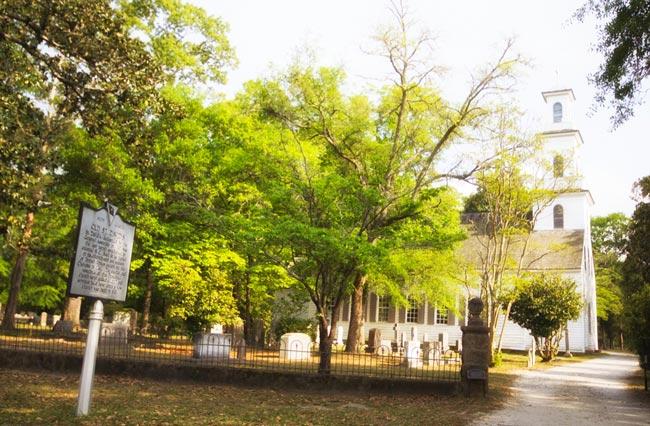 St. David's Cheraw
