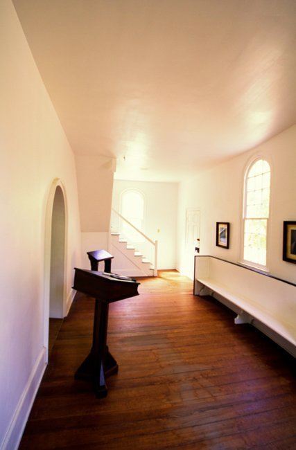 St. David's Vestibule