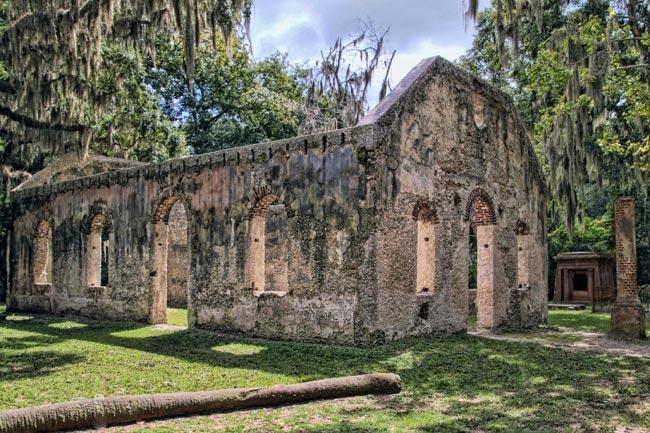 St. Helena Chapel