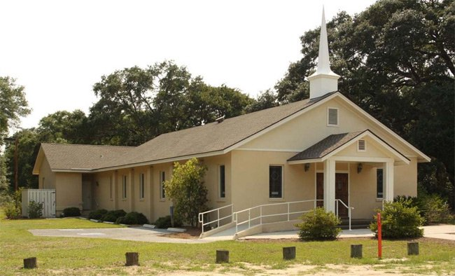 St. James Baptist Church Mitchelville