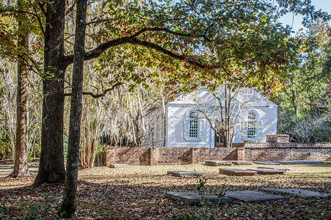 St. James Goose Creek Church Graveyard