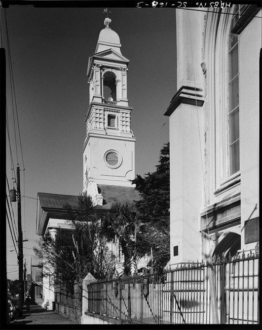St. John's Lutheran Charleston Historical