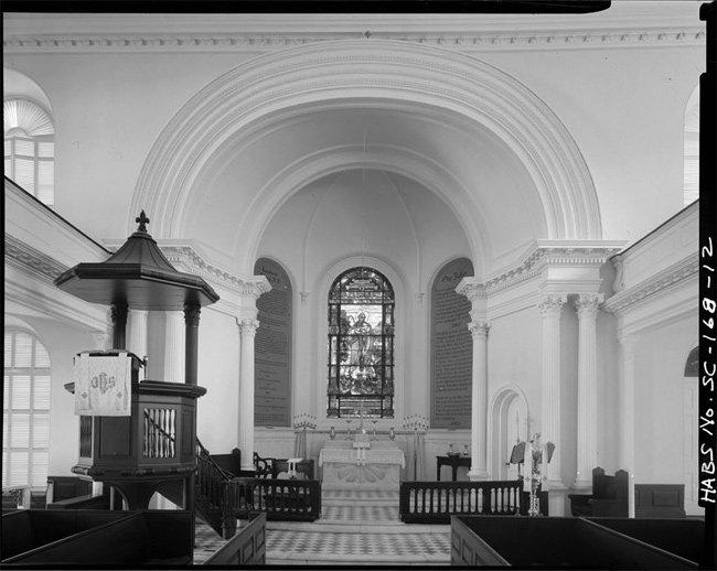 St. John's Lutheran Pulpit