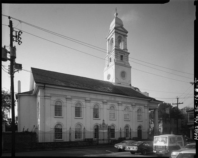 St. John's Lutheran Side Historical