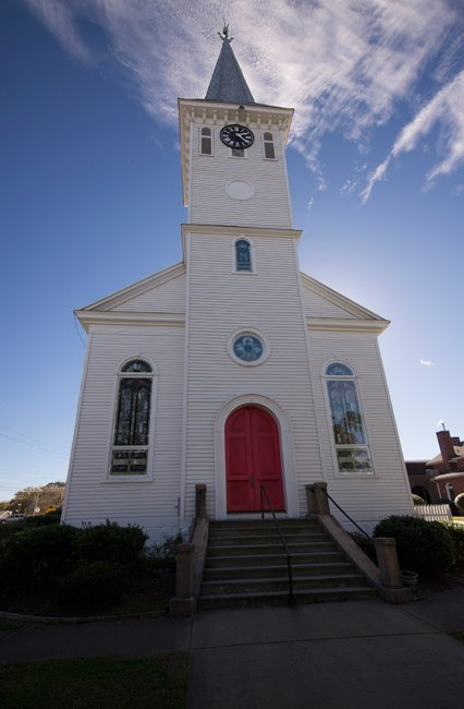 St. John's Lutheran Walhalla