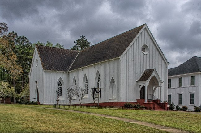 St. John's Methodist Graniteville