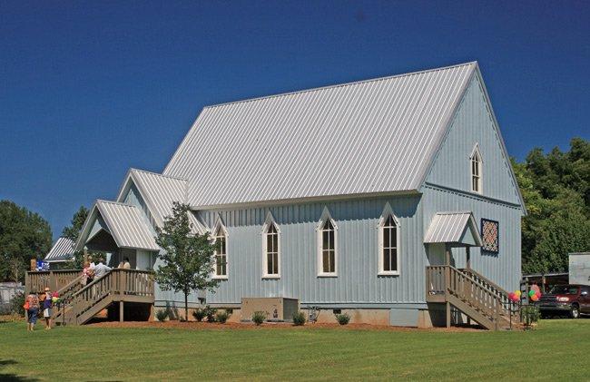 St. John's Restored