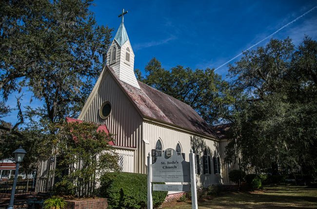 St. Jude Church Walterboro