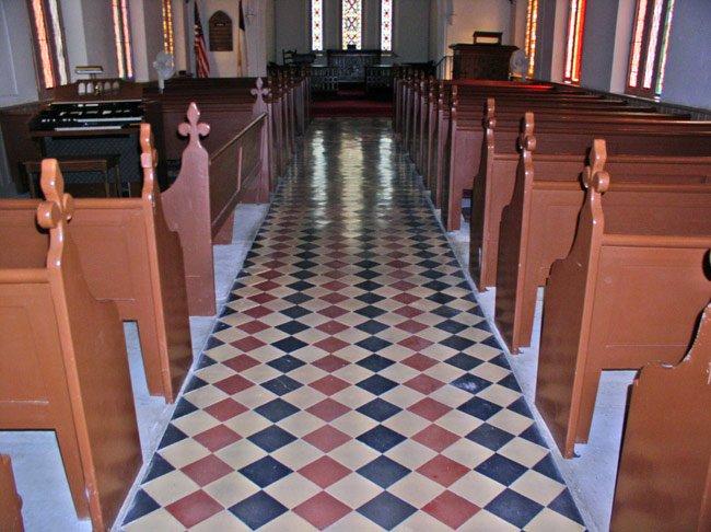 St. MArk's Episcopal Church Pinewood