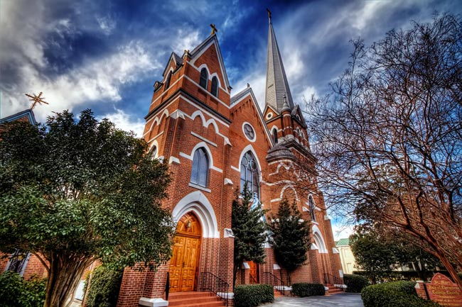 St Mary Church in Aiken