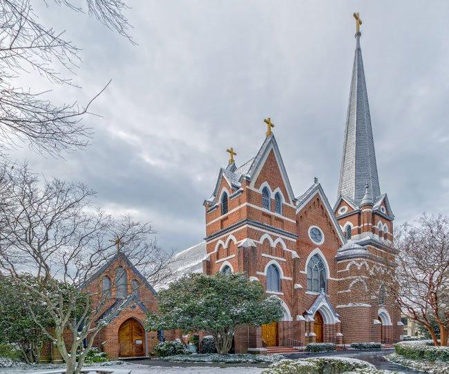 St Mary Help of Christians Church