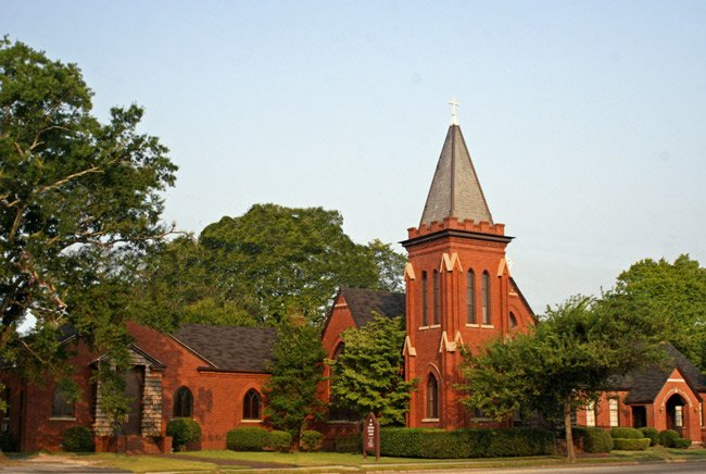 St. Matthew's Darlington