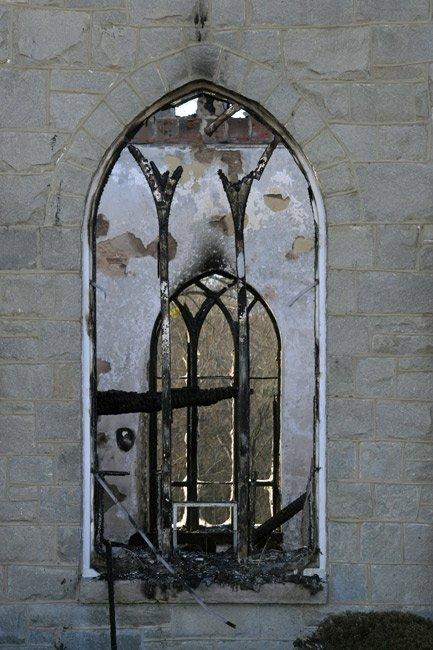St. Paul Church Window