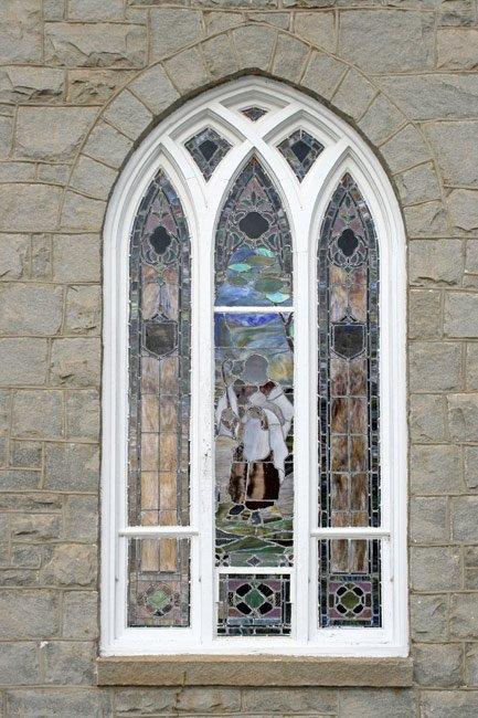 St. Paul Pomaria Window