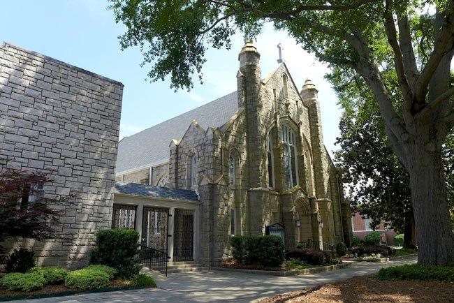 St. Paul's Lutheran Church Columbia