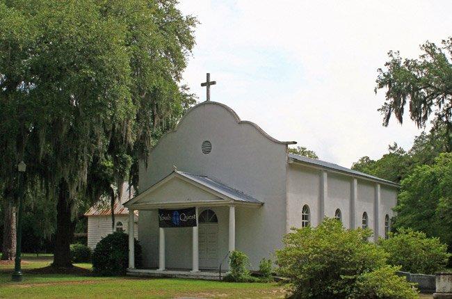St. Paul's Meggett