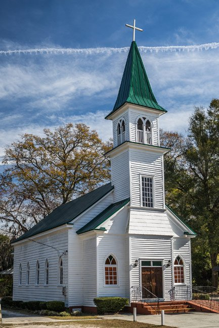 St. Peters AME Walterboro
