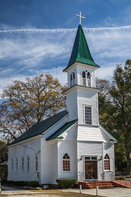 St. Peters AME Walterboro
