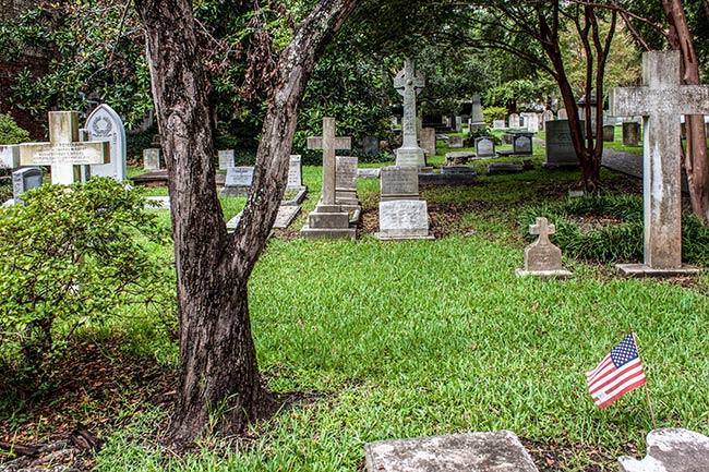 St. Philips Cemetery