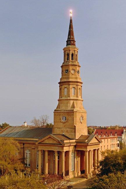 St Philip S Church Charleston South Carolina Sc