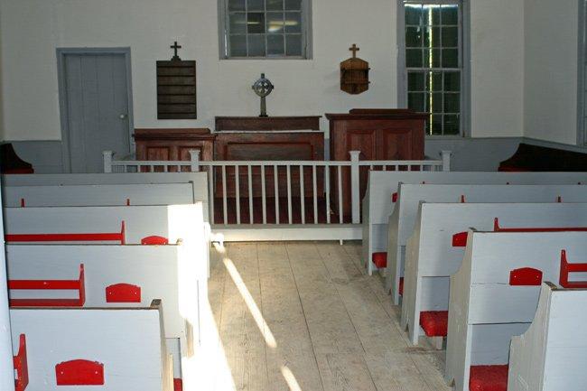 St. Philip's Church Lee County