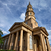 Historic Churches in Charleston