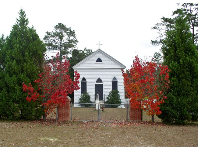 St. Philips Episcopal Church Lee County