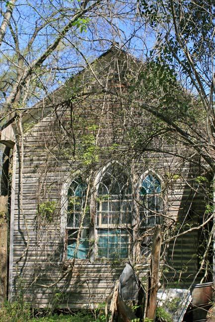 St. Simon's Church Newberry