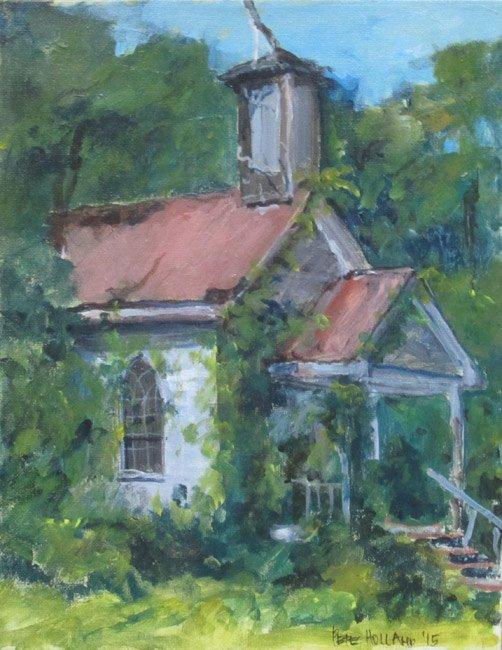 St. Simons Painting