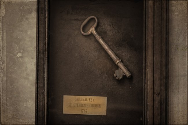 St. Stephen's Church Key