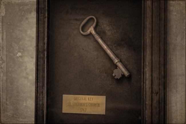St. Stephen's Church Key