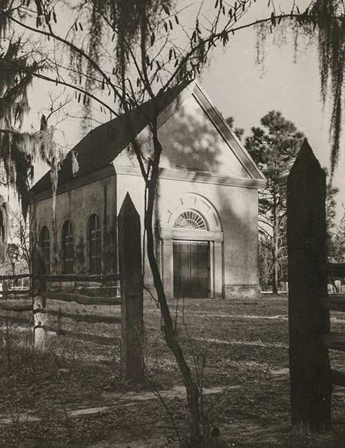 St. Thomas Church Historic Photo