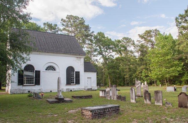 St. Thomas St. Denis Graveyard
