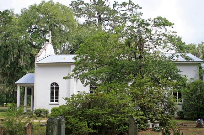 St. Paul's Church Meggett