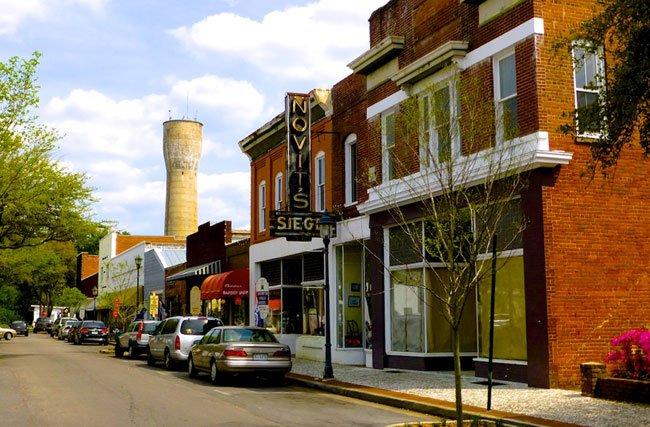 Standpipe Water Tower Walterboro