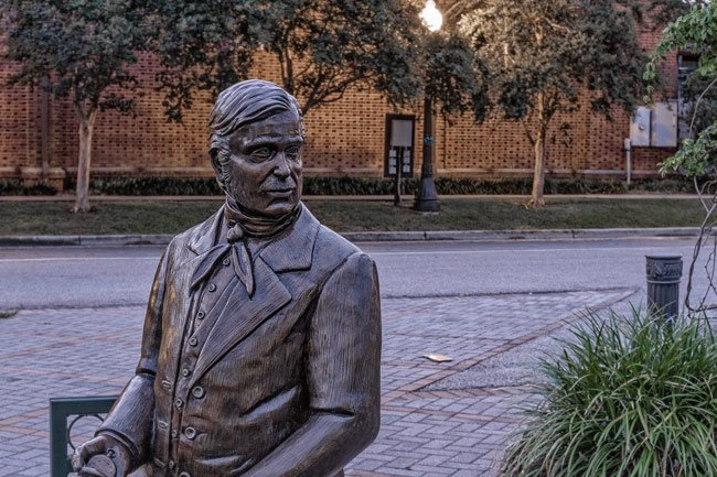 Statue of William Aiken