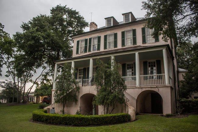 Stewart Parker Home