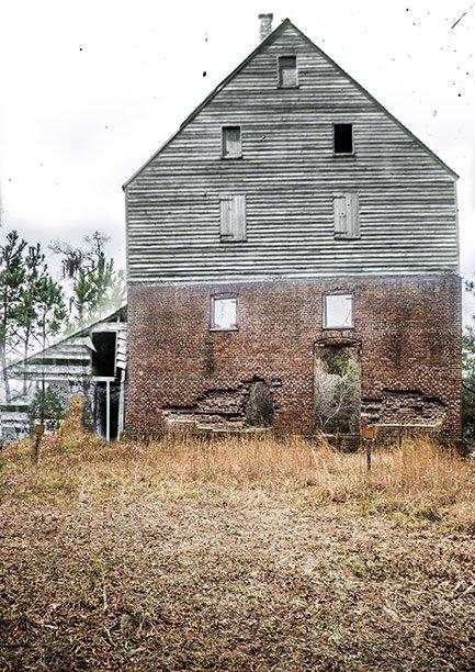 Comingtee Plantation Stokes Rice Mill