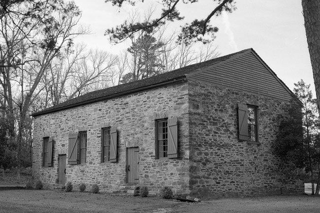 Stone Church Clemson